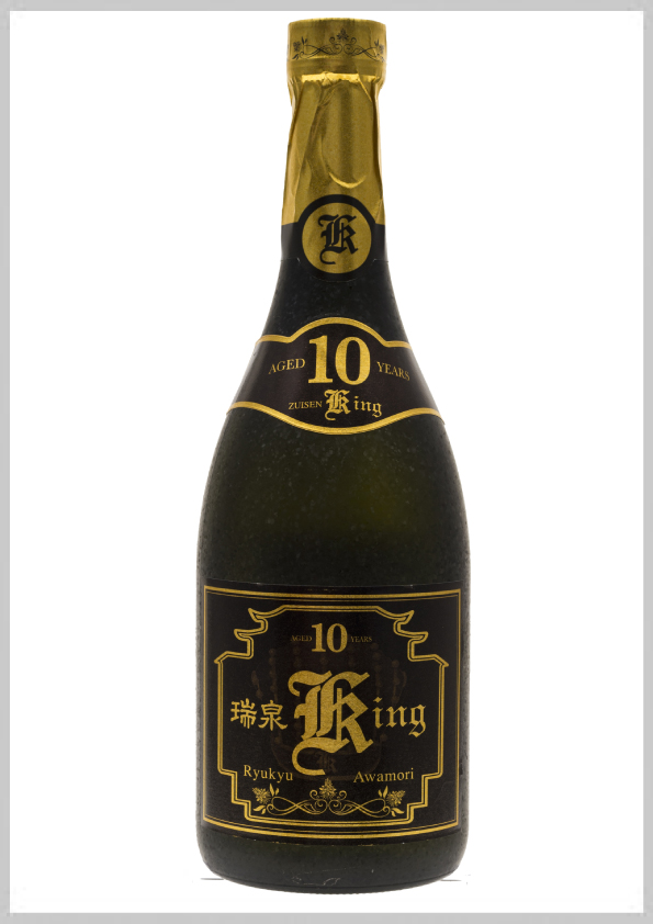 30%瑞泉King crown 10年古酒 720ml